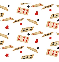 Card pattern2 vector image vector image