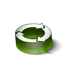 Recycle icon se vector