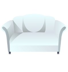 Couch blank vector image