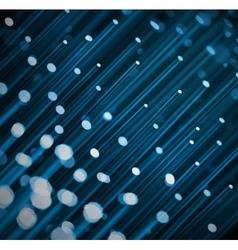 Fiber Optic Cables vector image