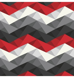 chevron stripes vector image vector image