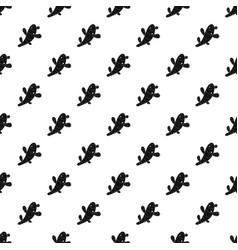 Ginger pattern vector