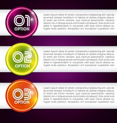 infographics concept design vector image vector image