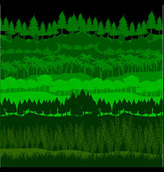 Forest set vector