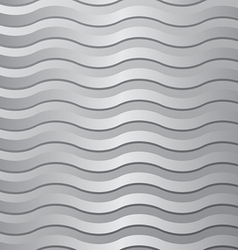 Wave stripe background vector