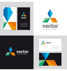 Logo design element 25 vector