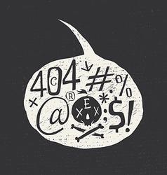 Figure 404 error vector image