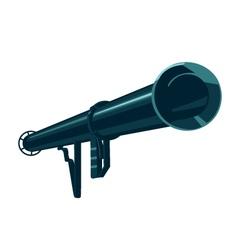Bazooka vector image vector image