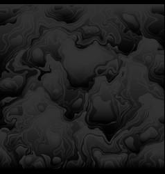Black clouds undulatus asperatus background vector