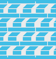 Construction and development seamless pattern vector