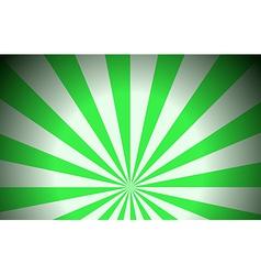 Green rays vector
