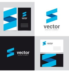 Logo design element 28 vector