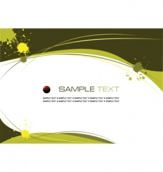 copy space background vector image