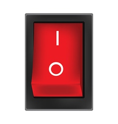Off button vector
