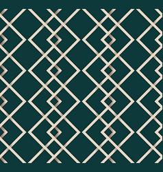 Seamless pattern line vintage vector