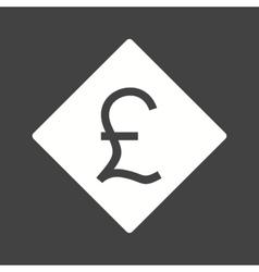 Pound symbol vector
