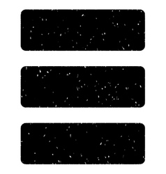 Database grainy texture icon vector