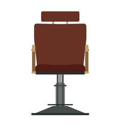 Barber chair shop barbershop salon hair vector
