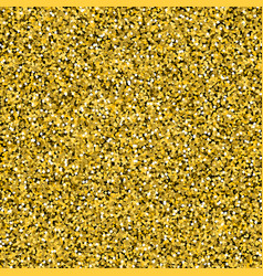 Gold confetti background seamless vector