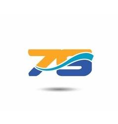 Template logo 79nd anniversary 79 years anniversa vector