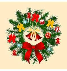 christmasdecor vector image