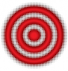 target vector image vector image