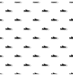 Sneaker pattern simple style vector