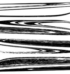 Abstract wood texture horizontal vector