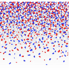 Confetti background seamless vector