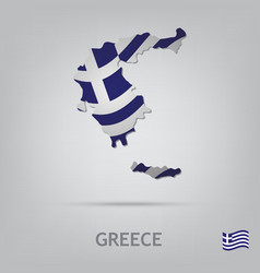 Greece vector image vector image