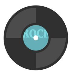 vinyl icon isolated vector image