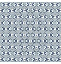 Seamless retro wallpaper pattern vector image