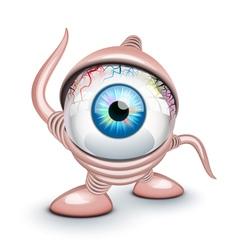 Cyclops vector image vector image