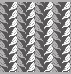 seamless abstract vintage art gray pattern vector image