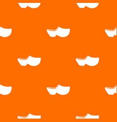 Clogs pattern seamless vector