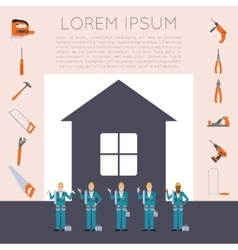 Home improvement banner1 vector