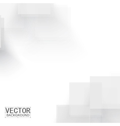 White squares vector