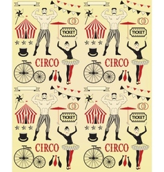 Pattern of the circus vector
