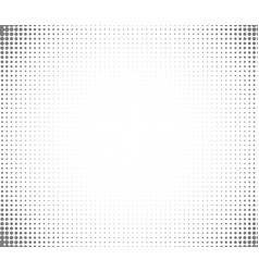 background of dots in the corners of the vector image