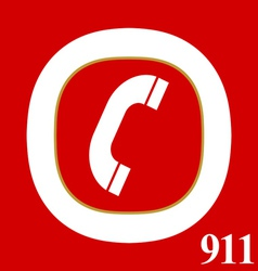 911 emergency vector