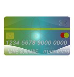 Business emblem tariff riches card credit destroym vector
