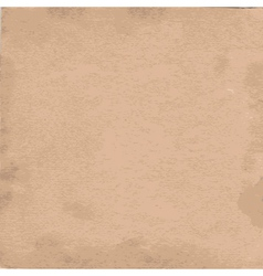 old cardboard paper texture vector image