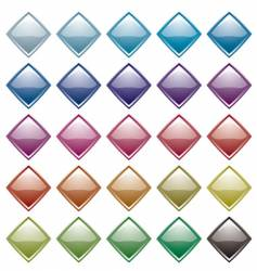 Rainbow diamond variation vector