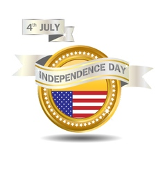 American Independence Day4 vector image