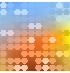 beautiful abstract background vector image