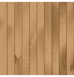 Seamless Wood Plank Texture Background vector image