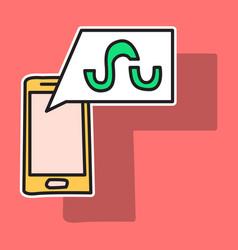 Stumbleupon color glossy icon realistic icon logo vector