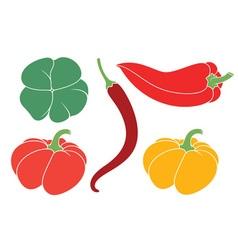 Bell pepper vector