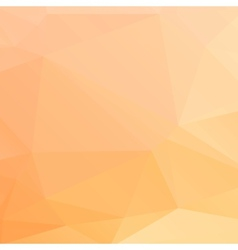 Abstract background polygon delicate color vector