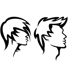 Haircut vector